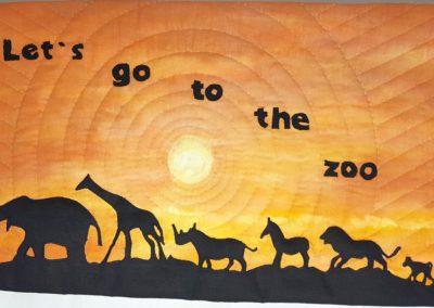 Schrittwieser Katrin - Let´s go to the zoo